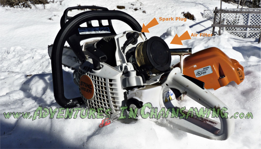 Air filter Stihl MS 271 Review