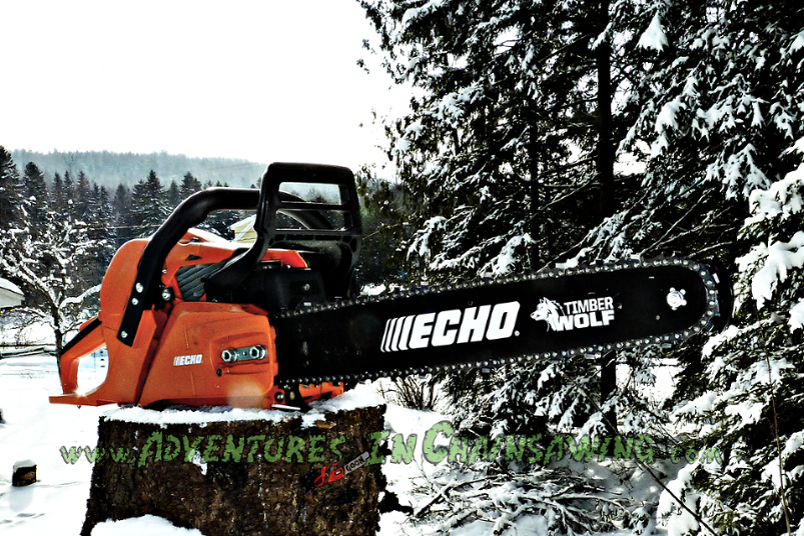 Echo CS 590 Timberwolf