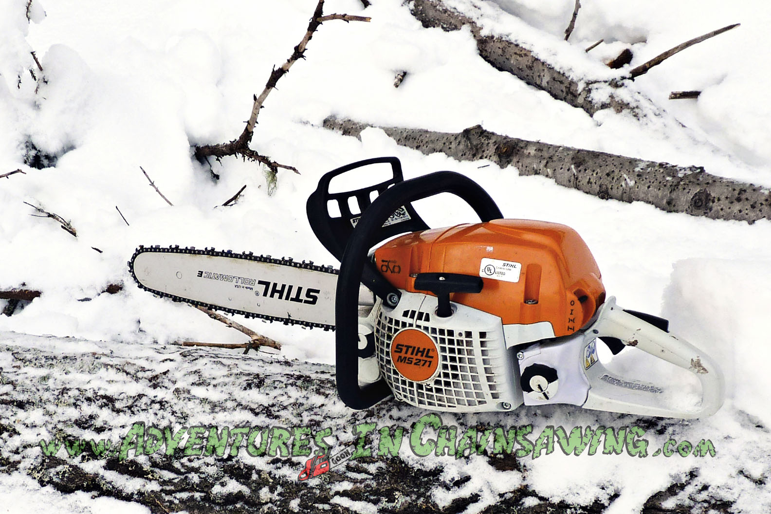 When choosing a chainsaw, look at the Stihl MS 271
